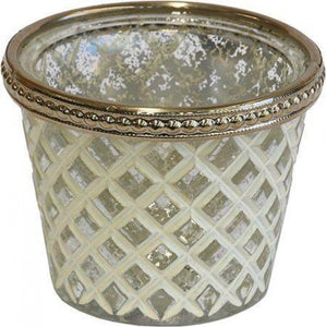 Votive White Diamont