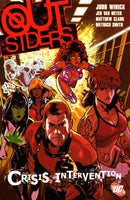 OUTSIDERS TP VOL 04 CRISIS INTERVENTION (JAN060322)