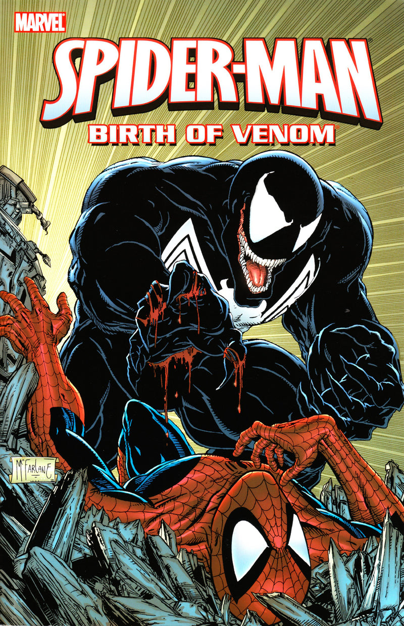 SPIDER-MAN BIRTH OF VENOM TP