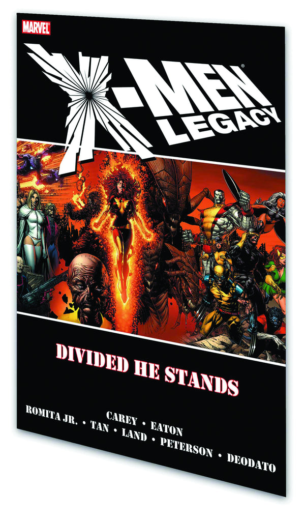 X-MEN LEGACY TP DIVIDED HE STANDS (SEP082461)