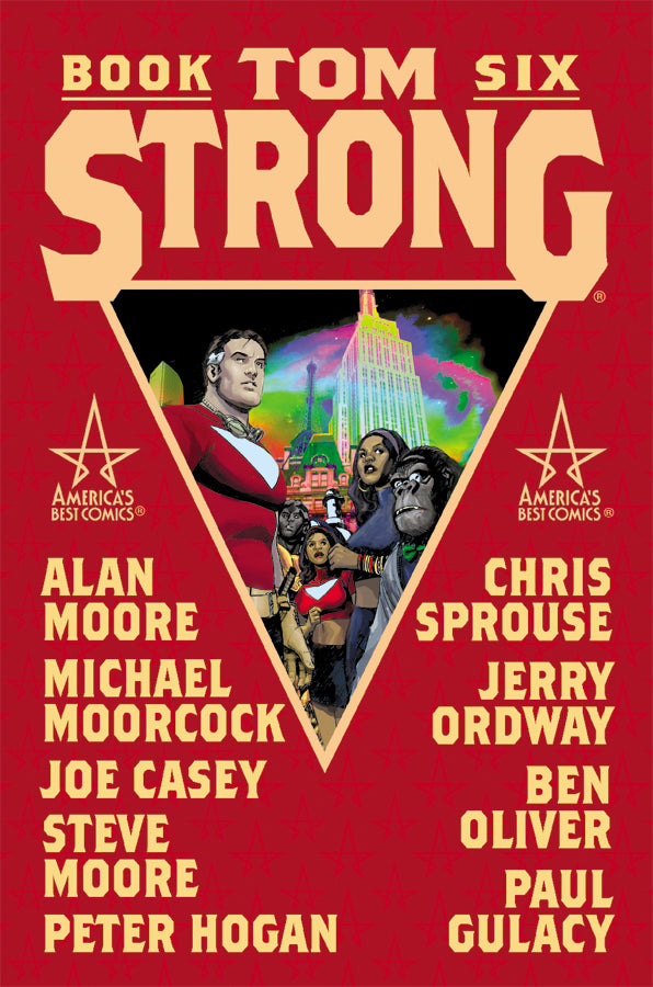 TOM STRONG TP BOOK 06 (FEB080281)