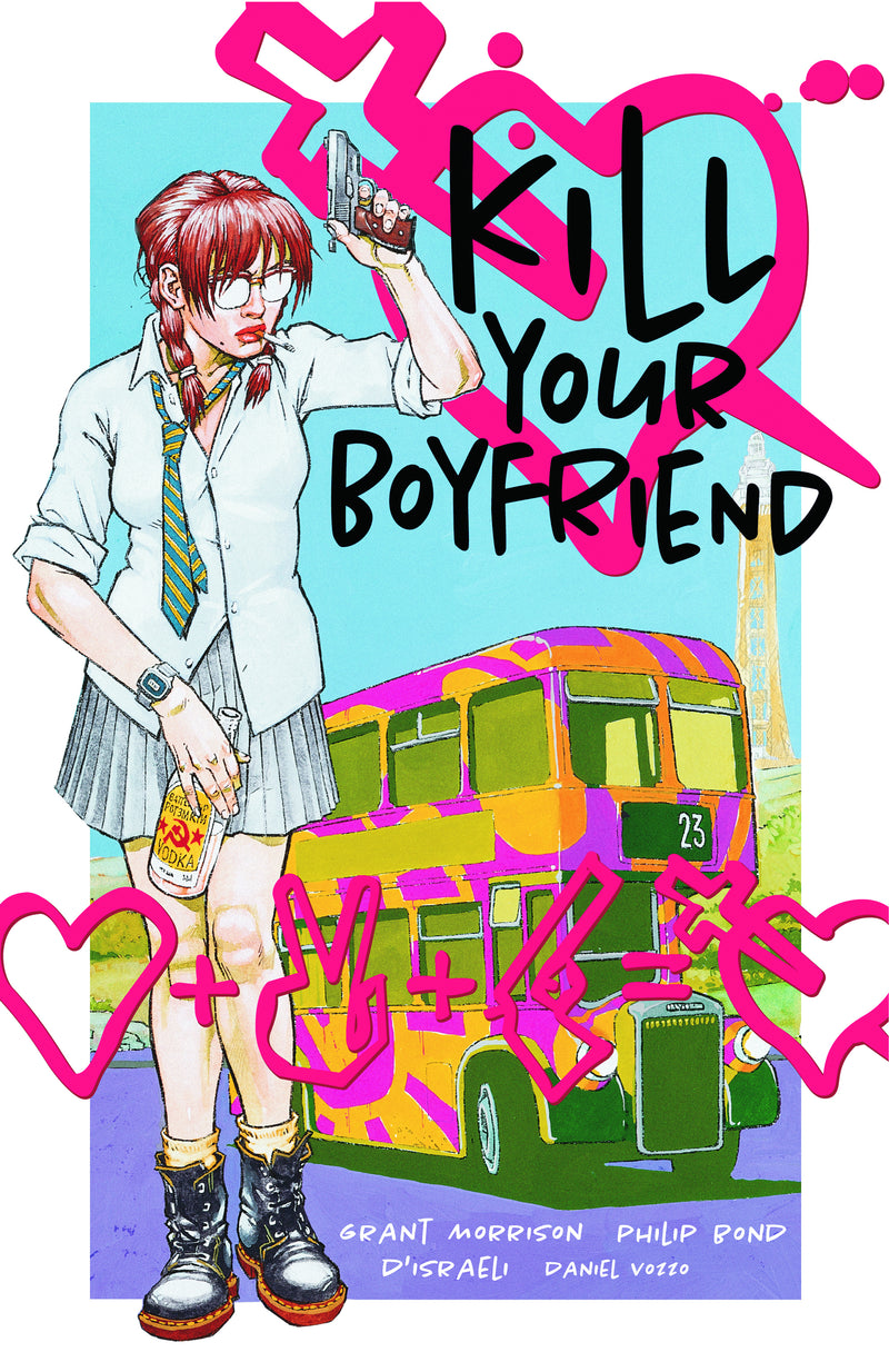 KILL YOUR BOYFRIEND NEW PTG (MR)