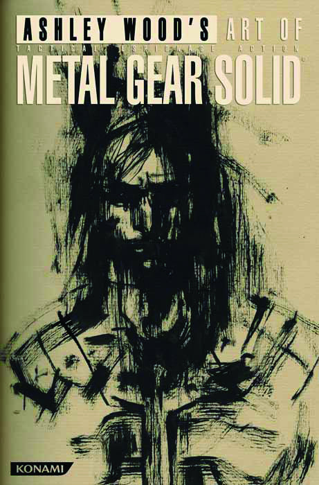 ASHLEY WOOD ART OF METAL GEAR SOLID SC