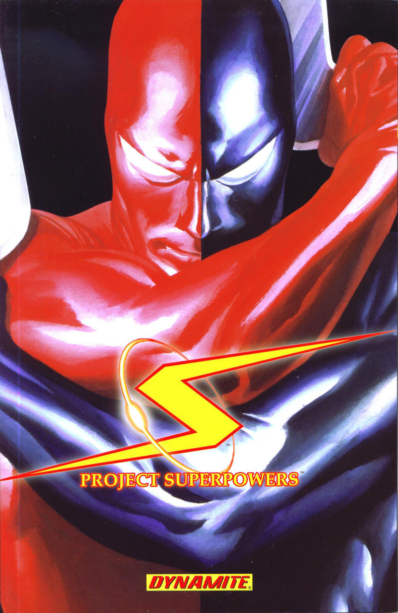 PROJECT SUPERPOWERS TP VOL 01 (C: 0-1-2)