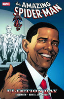 SPIDER-MAN ELECTION DAY TP