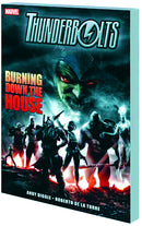 THUNDERBOLTS TP BURNING DOWN THE HOUSE