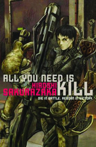 ALL YOU NEED IS KILL SC (C: 1-0-0)