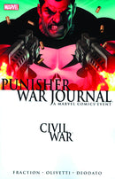 CIVIL WAR PUNISHER WAR JOURNAL TP