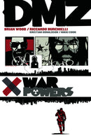 DMZ TP VOL 07 WAR POWERS (MR)