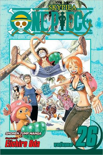 ONE PIECE TP VOL 26 (C: 1-0-1)