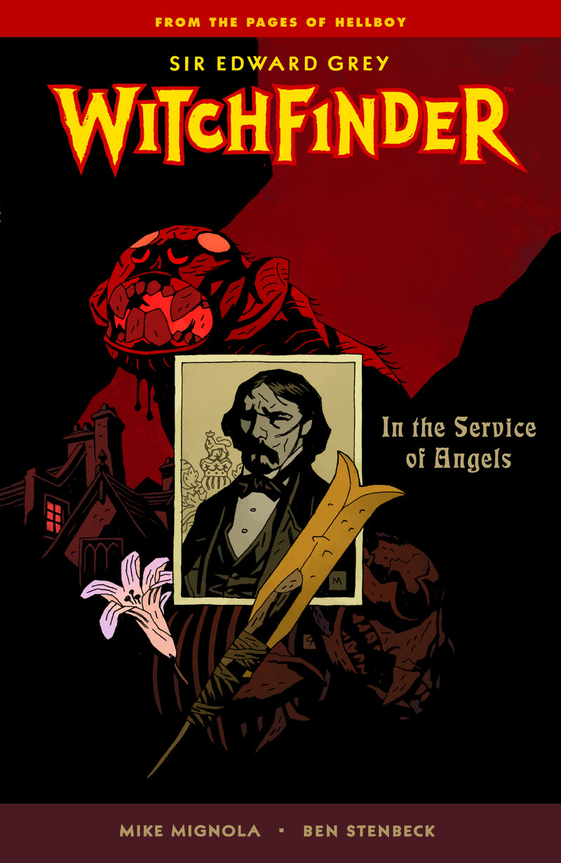 WITCHFINDER IN THE SERVICE OF ANGELS TP VOL 01 (C: 0-1-2)