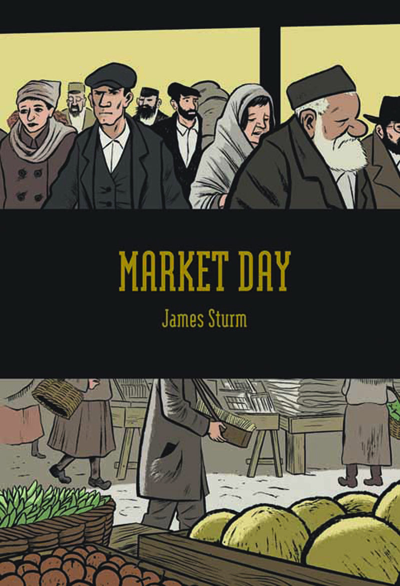 MARKET DAY HC (MR)