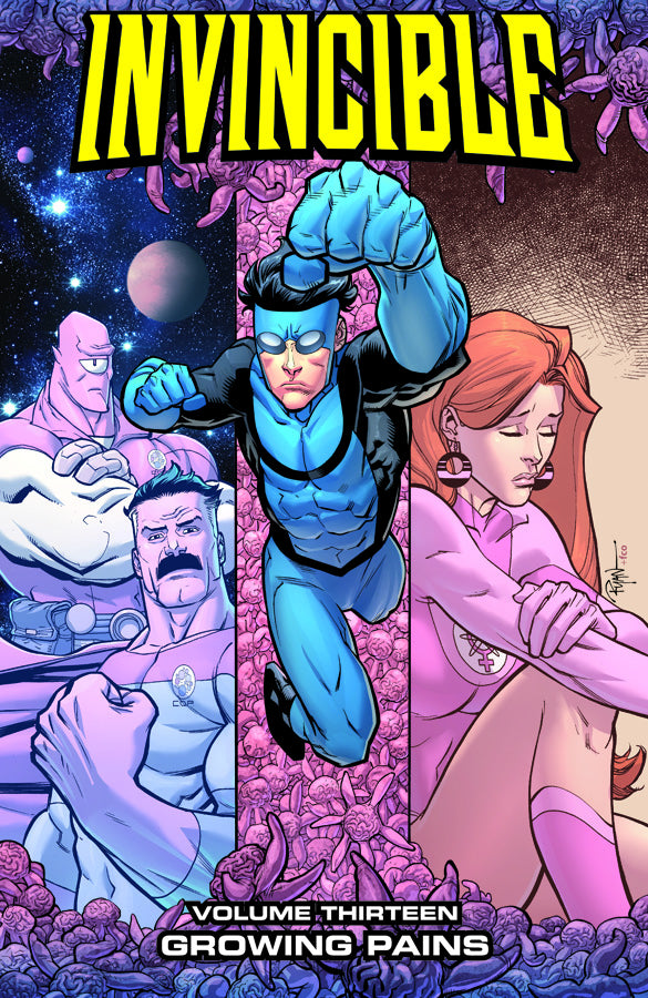 INVINCIBLE TP VOL 13 GROWING PAINS