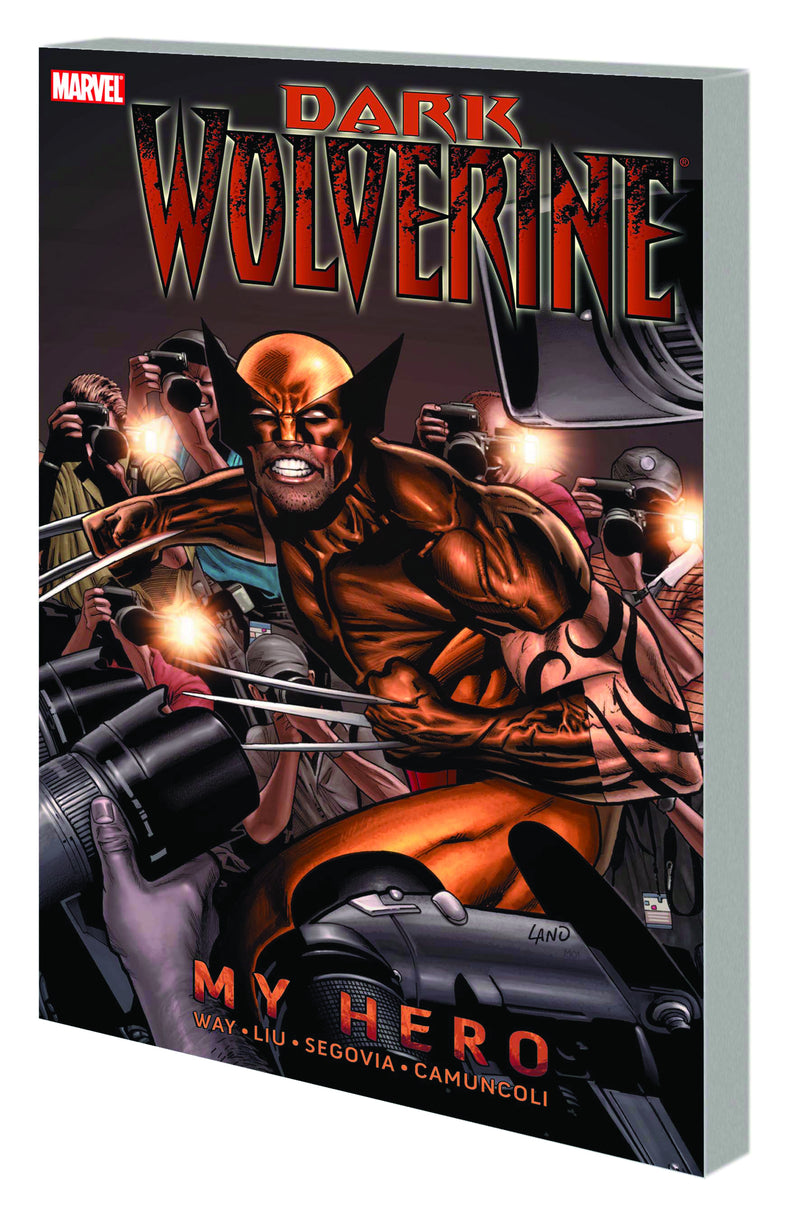 WOLVERINE DARK WOLVERINE TP VOL 02 MY HERO