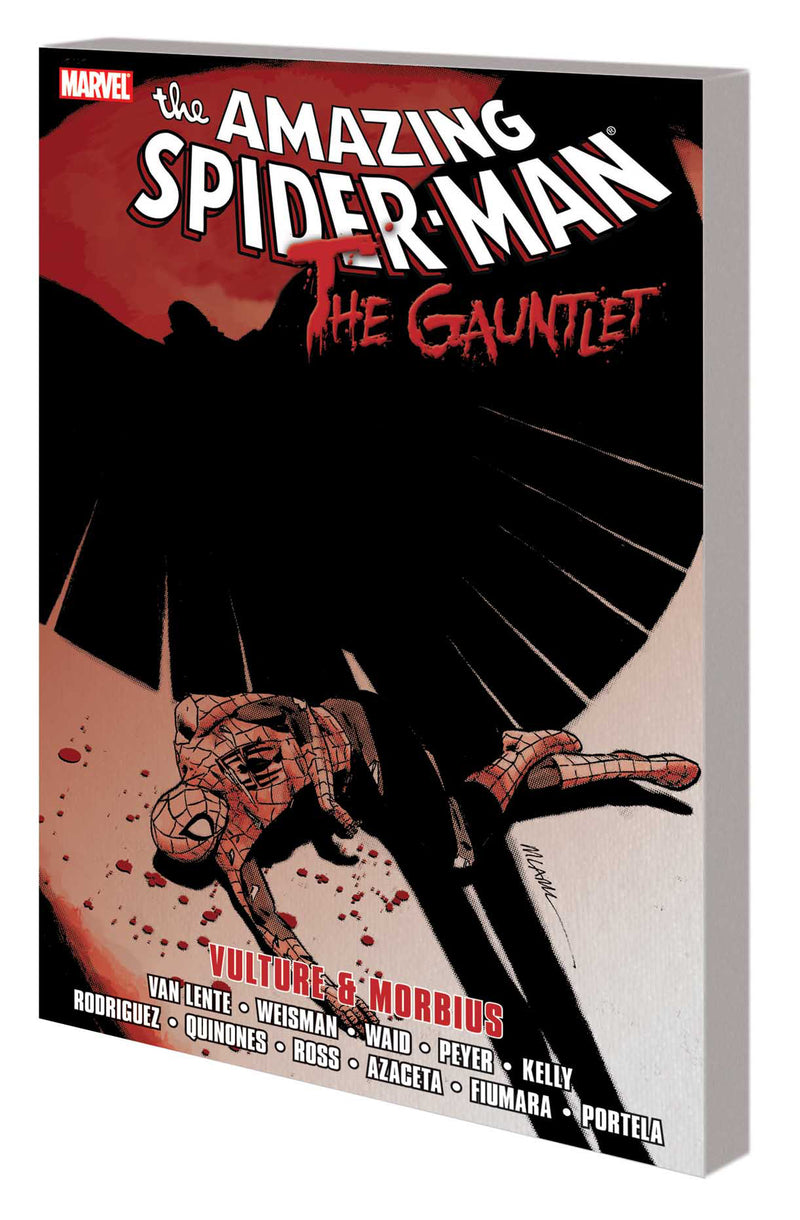 SPIDER-MAN GAUNTLET TP VOL 03 VULTURE & MORBIUS