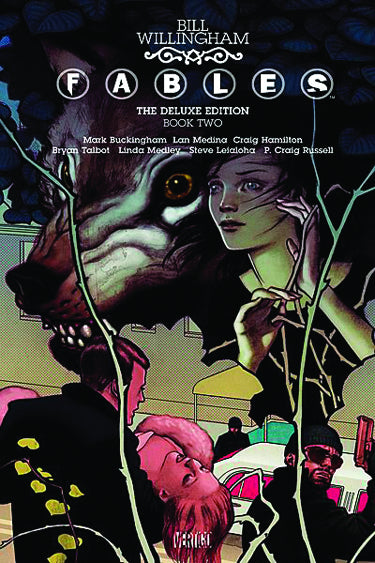 FABLES DELUXE EDITION HC VOL 02 (MR)