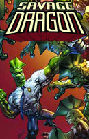 SAVAGE DRAGON DRAGON WAR TP