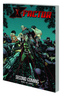 X-FACTOR TP VOL 10 SECOND COMING