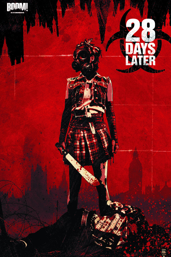 28 DAYS LATER TP VOL 03 HOTZONE