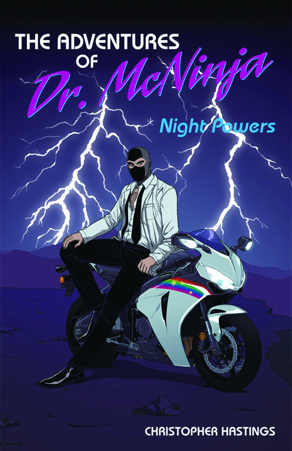 ADV OF DR MCNINJA TP VOL 01 NIGHT POWERS (C: 0-1-2)