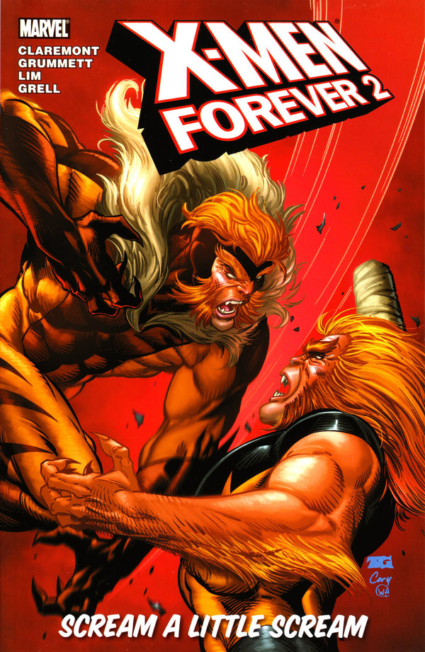 X-MEN FOREVER 2 TP VOL 02 SCREAM A LITTLE SCREAM