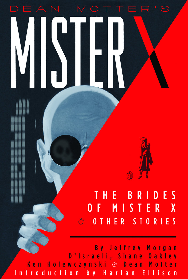 MISTER X HC BRIDES OF MISTER X & OTHER STORIES (C: 0-1-2)