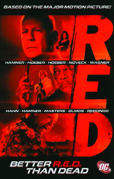 RED BETTER RED THAN DEAD TP