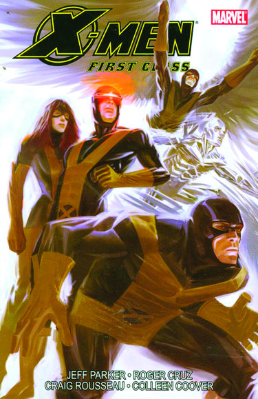 X-MEN FIRST CLASS GN TP VOL 02