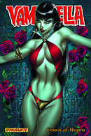 VAMPIRELLA TP VOL 01 CROWN OF WORMS (C: 0-1-2)