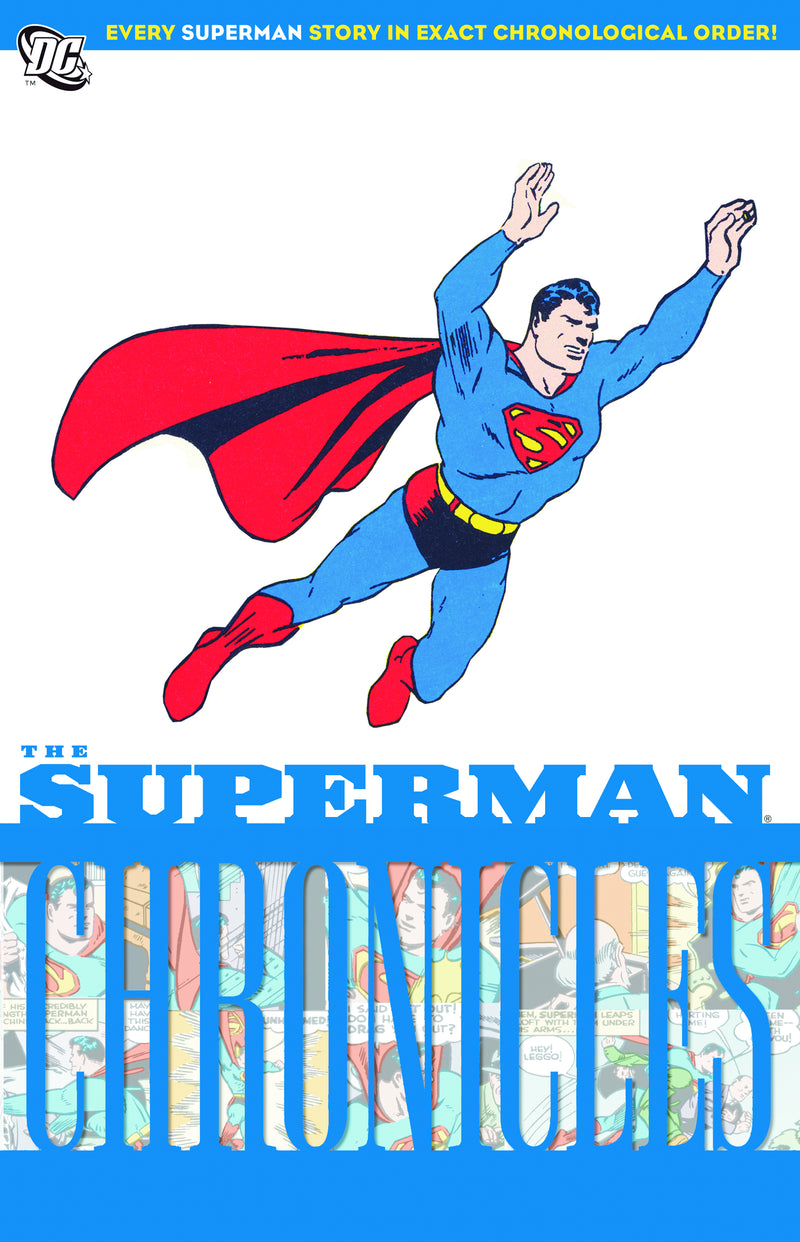 SUPERMAN CHRONICLES TP VOL 09