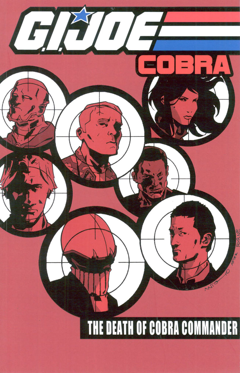 GI JOE COBRA TP VOL 04