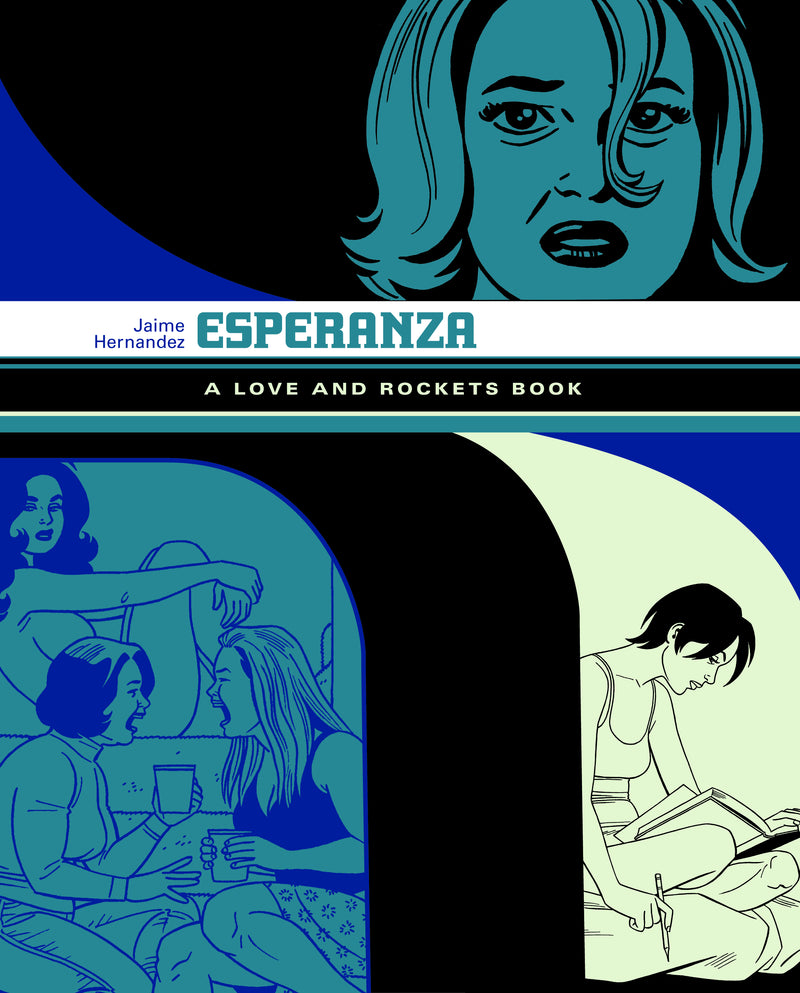 ESPERANZA LOVE & ROCKETS BOOK SC (C: 0-0-1)