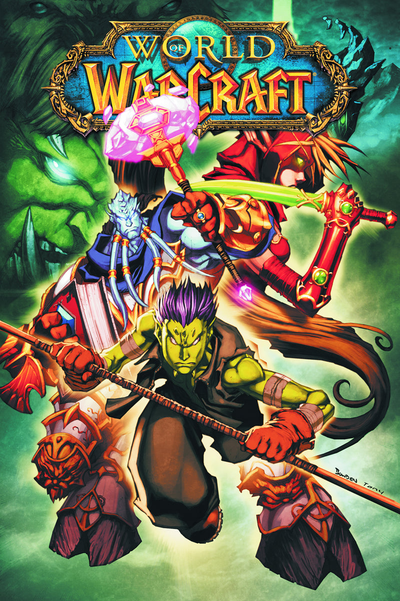 WORLD OF WARCRAFT TP VOL 04