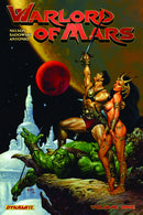 WARLORD OF MARS TP (C: 0-1-2)
