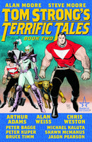 TOM STRONGS TERRIFIC TALES TP BOOK 02