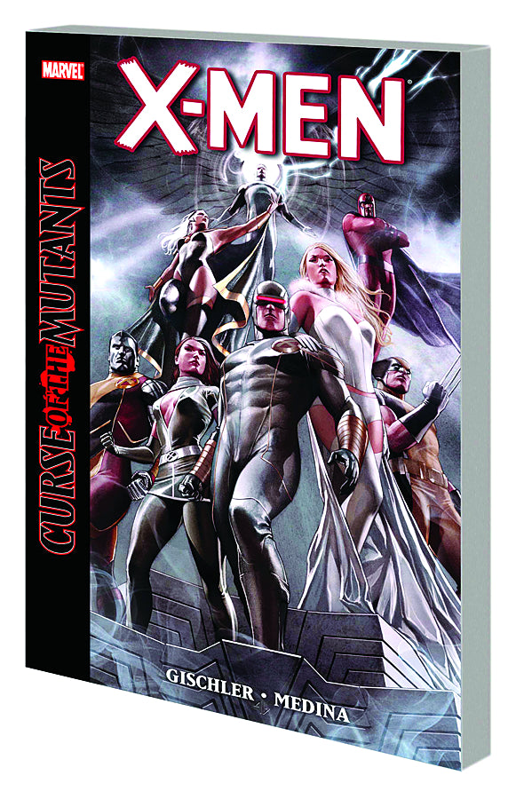 X-MEN CURSE OF MUTANTS TP