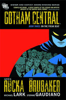 GOTHAM CENTRAL TP BOOK 03 ON THE FREAK