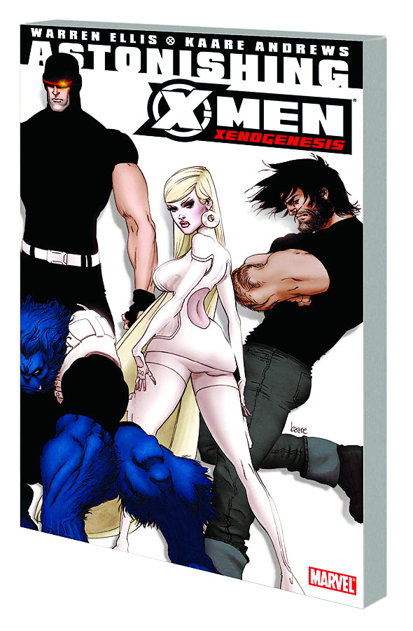 ASTONISHING X-MEN TP XENOGENESIS
