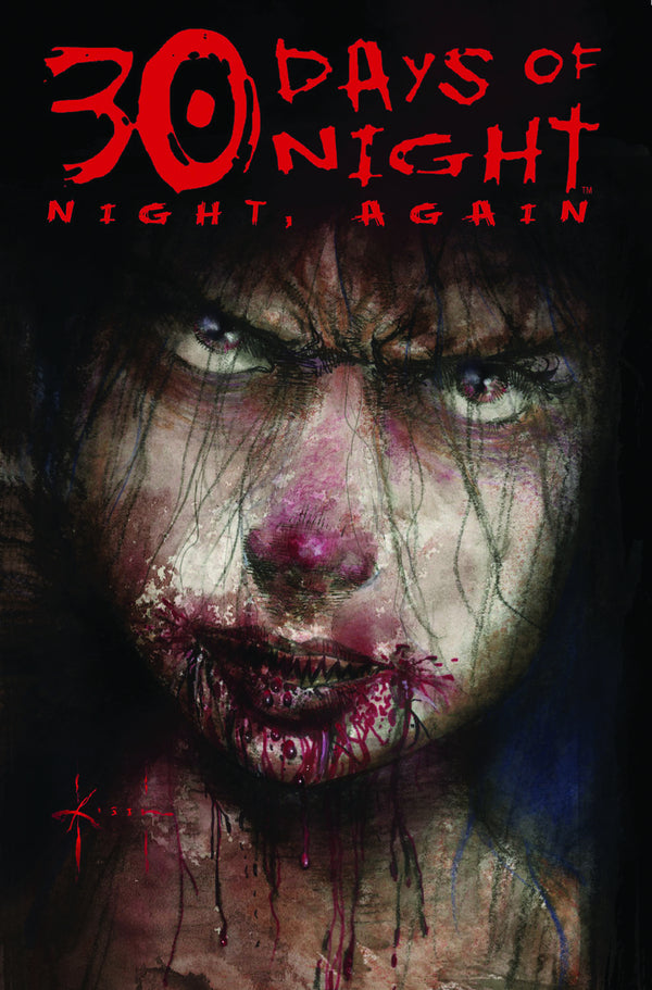 30 DAYS OF NIGHT NIGHT AGAIN TP