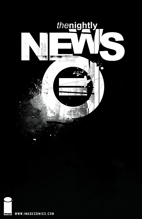 NIGHTLY NEWS ANNIVERSARY ED HC (O/A)