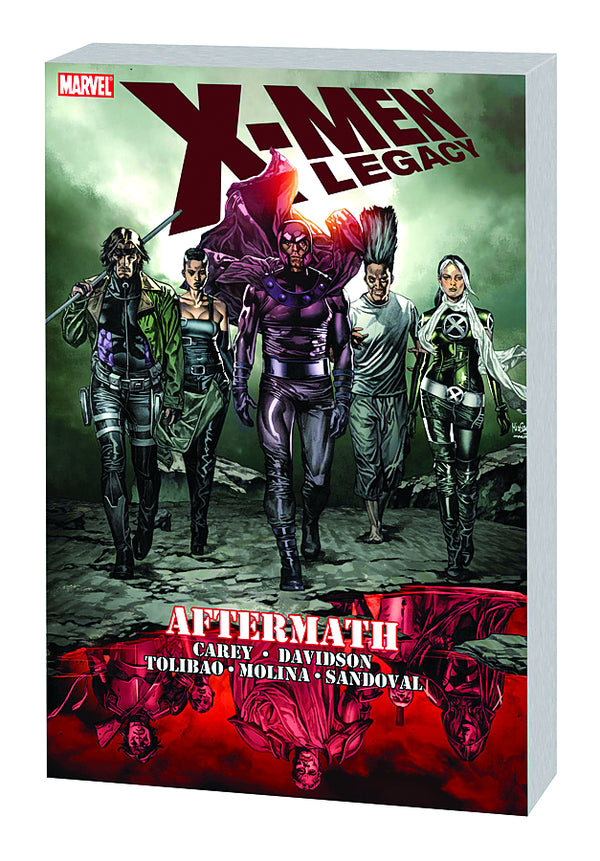 X-MEN LEGACY AFTERMATH TP