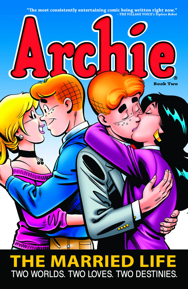 ARCHIE THE MARRIED LIFE TP VOL 02 (C: 0-1-1)