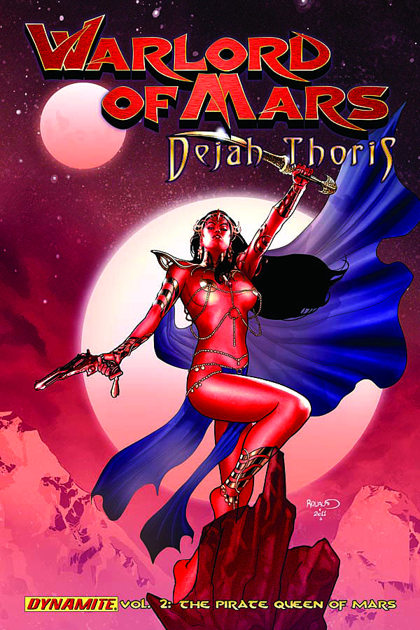 WARLORD OF MARS DEJAH THORIS TP VOL 02 PIRATE QUEEN (MR) (C: