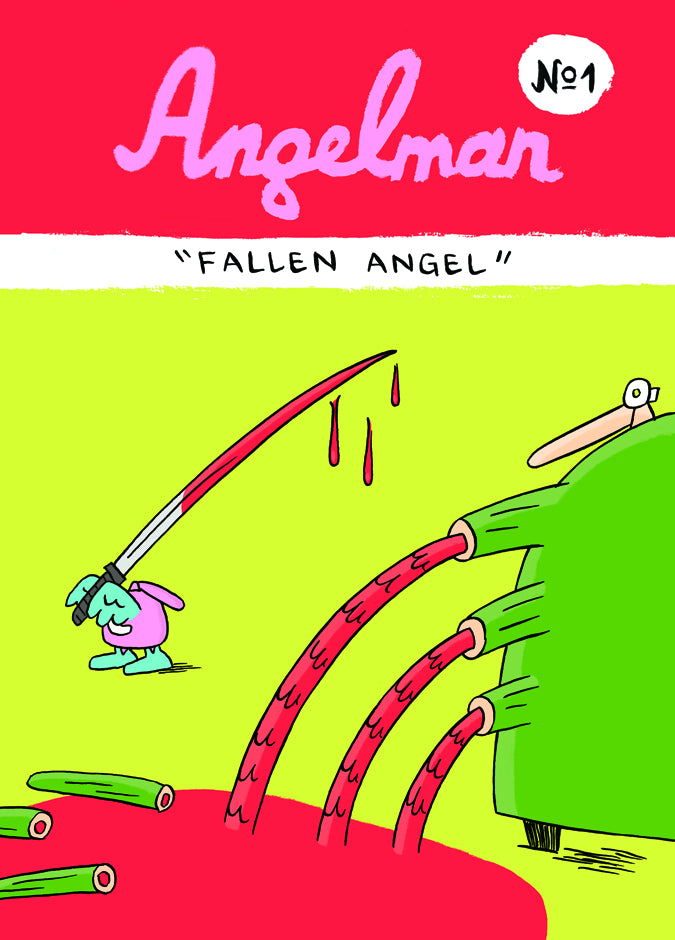 ANGELMAN HC FALLEN ANGEL (C: 0-0-2)