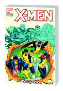 X-MEN FIRST TO LAST TP