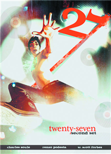 27 (TWENTY SEVEN) TP VOL 02 SECOND SET