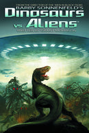 BARRY SONNENFELDS DINOSAURS VS ALIENS HC (C: 0-1-2)