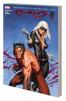 WOLVERINE AND BLACK CAT CLAWS 2 TP
