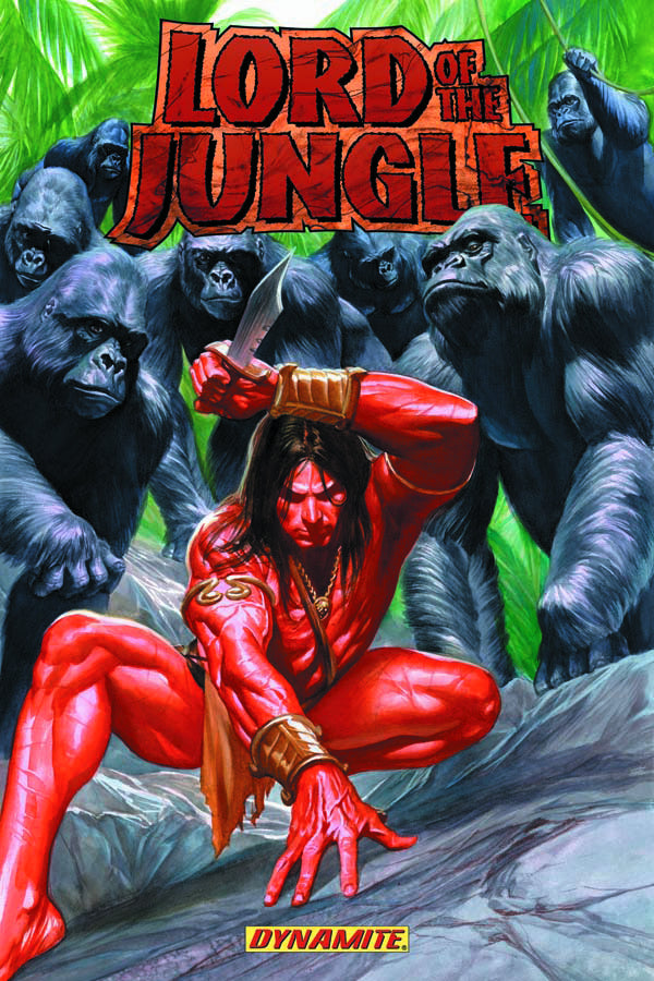 LORD OF THE JUNGLE TP VOL 01 (MR) (C: 0-1-2)