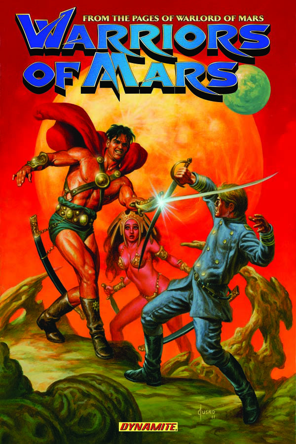 WARRIORS OF MARS TP (C: 0-1-2)